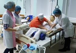 922 Младшая медицинская сестра по уходу за больными